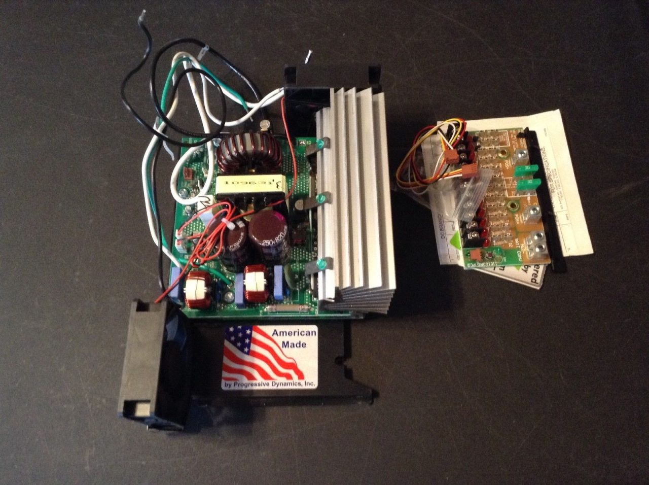 Airstream Electrical System Upgrade Phase I Wacky Wanderers Trailer Wiring Battery Charger Pd4655liv